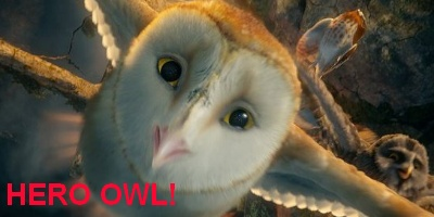 Soren - owls in cinema