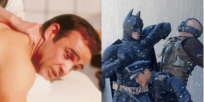 10 reasons as to why Batman is cooler than James Bond