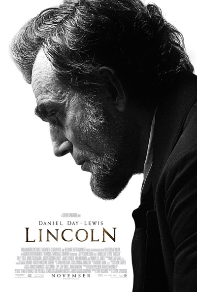 Spielberg's Lincoln gets a movie poster