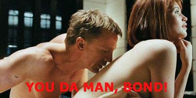 Top 10 reasons why Bond is better than Batman