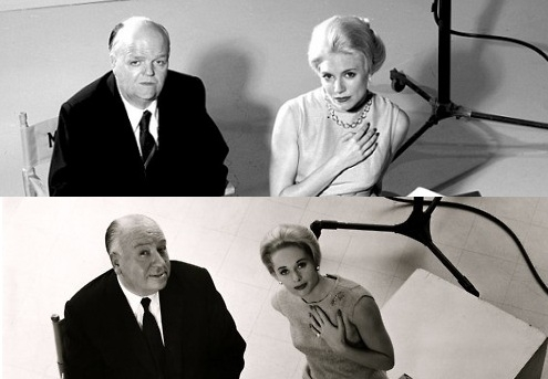 what was the relationship between tippi hedren and alfred hitchcock