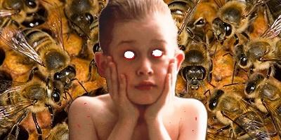 My Girl, creepy kids in films