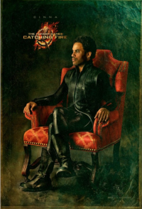 New Hunger Games: Catching Fire posters revealed