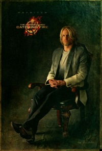 Hunger Games: Catching Fire portraits released