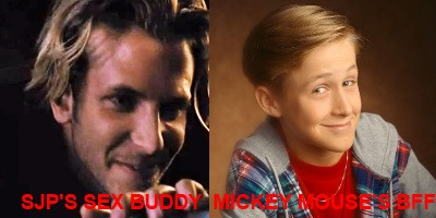 Bradley Cooper versus Ryan Gosling