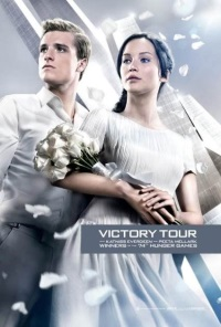Hunger Games: Catching Fire posters revealed