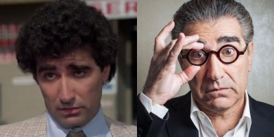 National Lampoon – where are they now? | Best For Film Eugene Levy Young